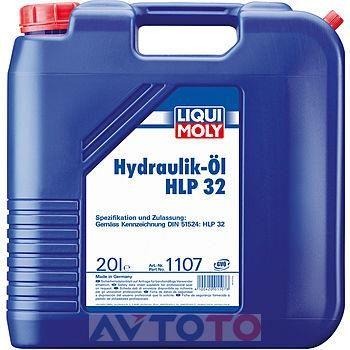 Гидравлическое масло Liqui Moly 1107