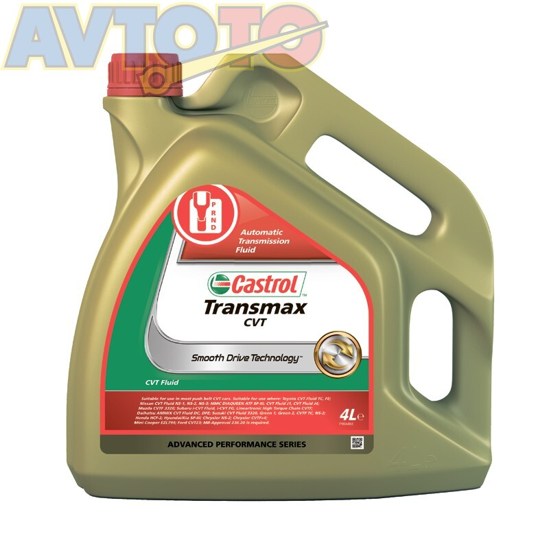Трансмиссионное масло Castrol 156CA6