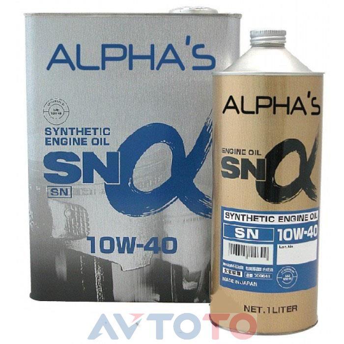 Моторное масло Sumico / Alphas 709641