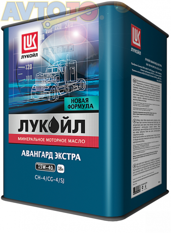 Моторное масло Lukoil 135586