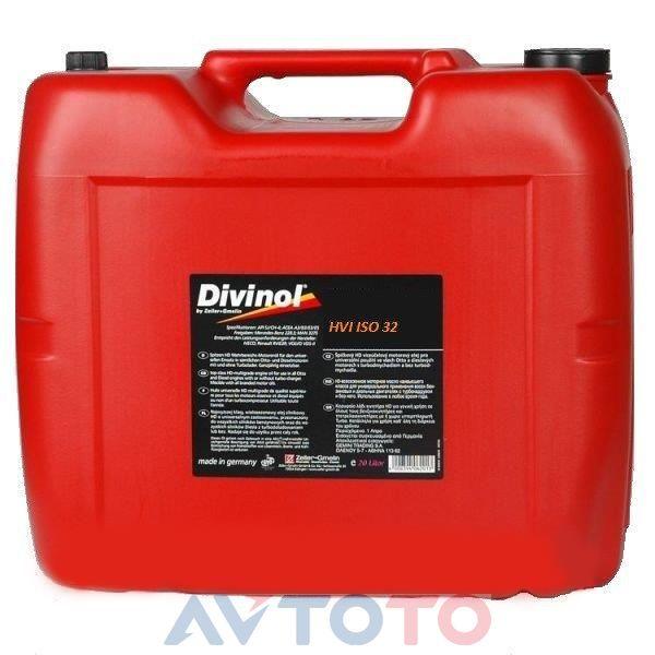 Гидравлическое масло Divinol 48840K030