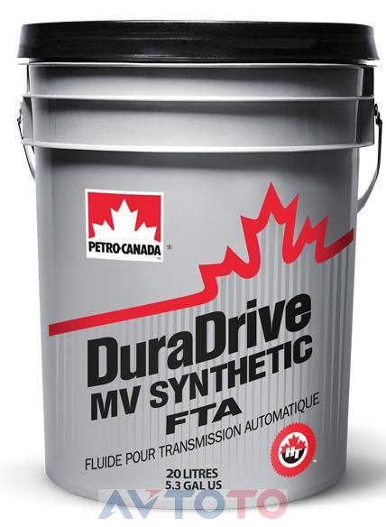 Трансмиссионное масло Petro-Canada DDMVATFP20