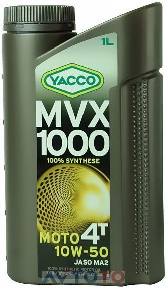 Моторное масло Yacco 332225