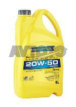 Моторное масло Ravenol 4014835724853