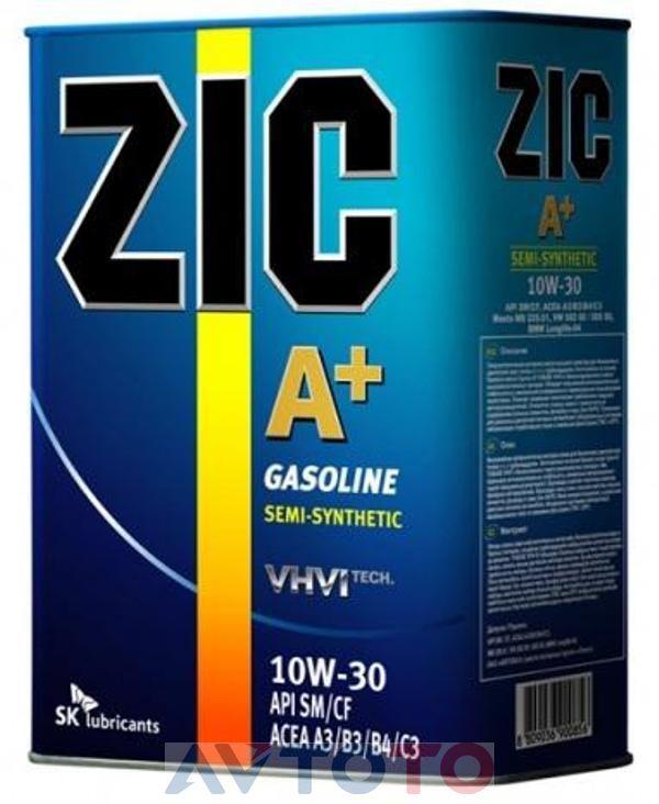 Моторное масло ZIC 163392