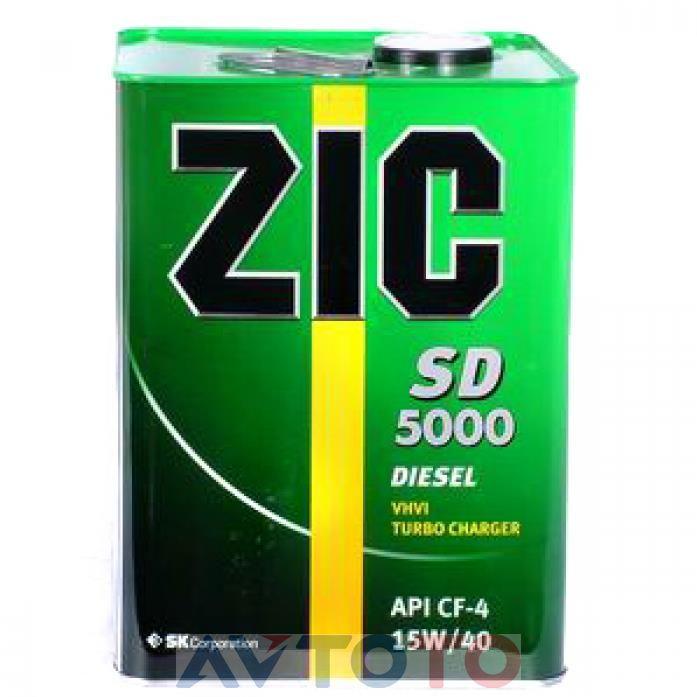 Моторное масло ZIC 173126