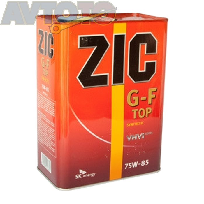 Трансмиссионное масло ZIC 8809036900894
