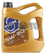 Моторное масло NGN Oil 5W50SNCFEXTRA4L