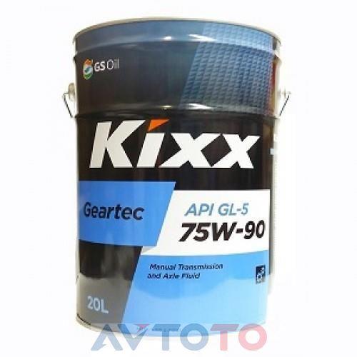 Трансмиссионное масло KIXX L2962P20E1
