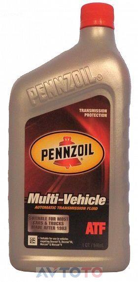 Трансмиссионное масло Pennzoil 071611903943