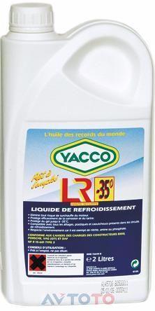 Охлаждающая жидкость Yacco 604023