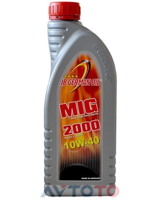 Моторное масло JB 4027311001133