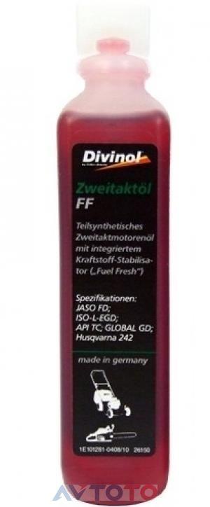 Моторное масло Divinol 26150LKBW