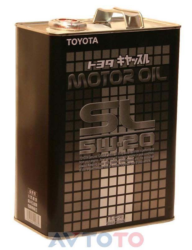 Моторное масло Toyota 0888008005