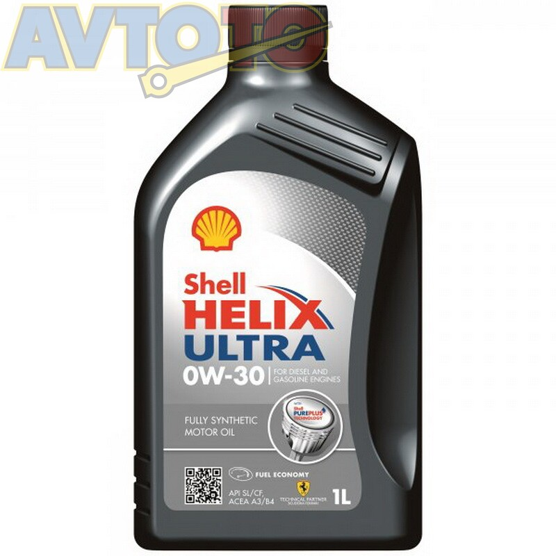 Моторное масло Shell 550040164