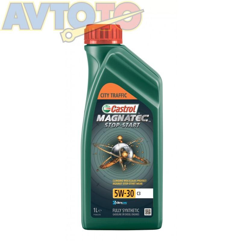 Моторное масло Castrol 1572FA
