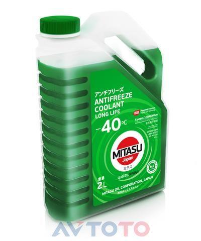 Охлаждающая жидкость Mitasu MJ6422