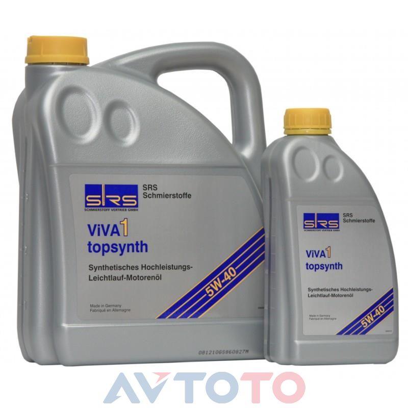 Моторное масло SRS 4033885000458