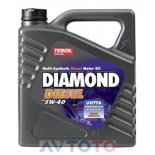 Моторное масло Teboil 031254