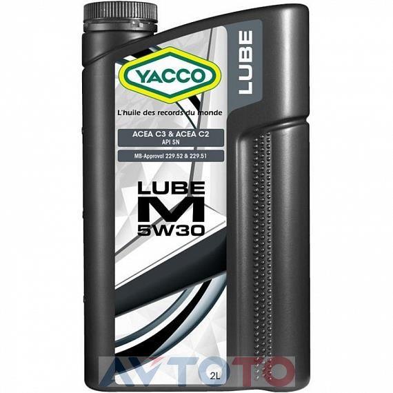 Моторное масло Yacco 306024