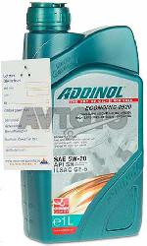 Моторное масло Addinol 4014766073761
