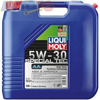 Моторное масло Liqui Moly 7517