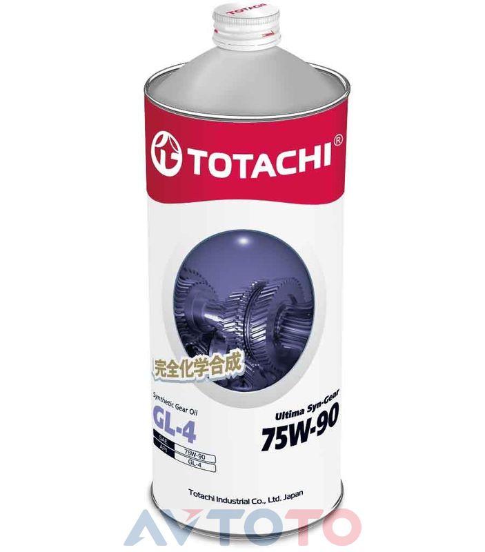 Трансмиссионное масло Totachi 4589904931543