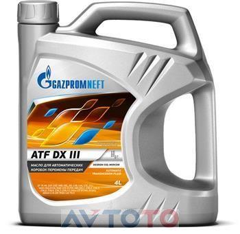 Трансмиссионное масло Gazpromneft 4650063116031