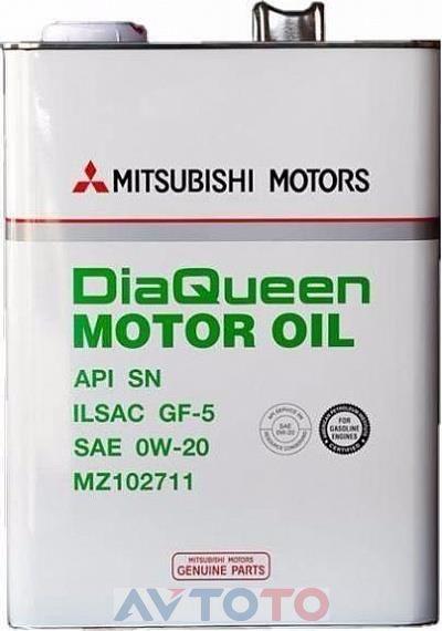 Моторное масло Mitsubishi MZ102711
