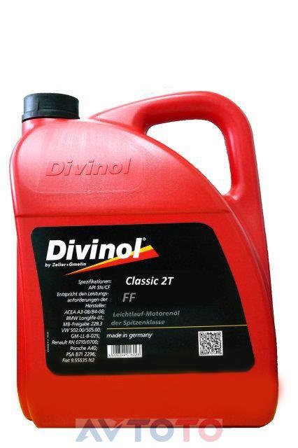Моторное масло Divinol 2615CAK007