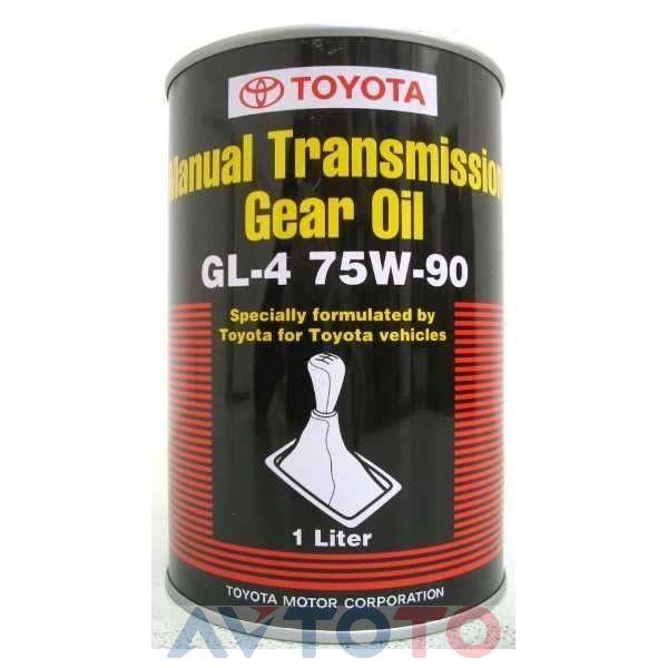 Трансмиссионное масло Toyota 0888581026