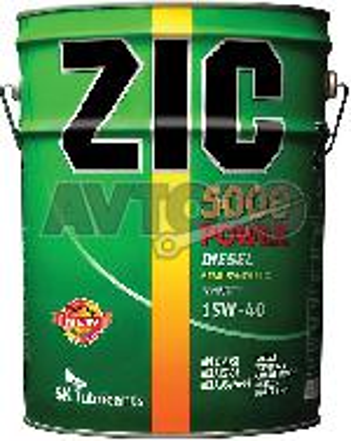 Моторное масло ZIC 197126