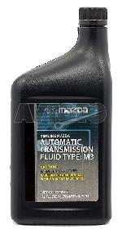 Трансмиссионное масло Mazda 000077110E01