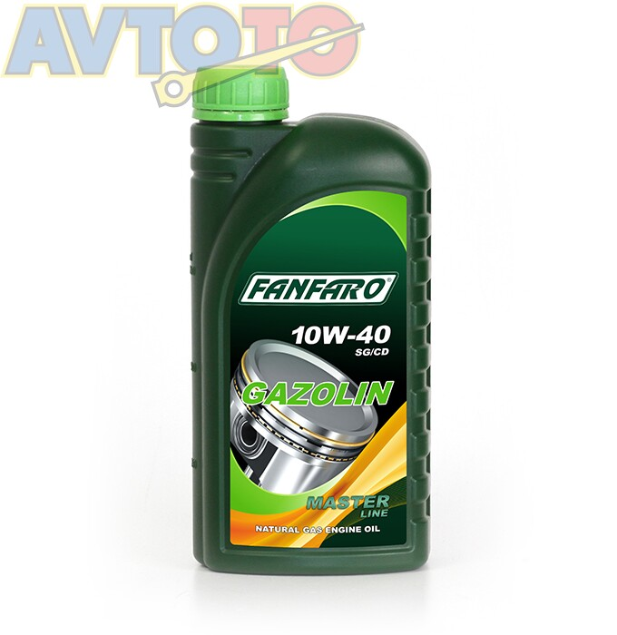 Моторное масло Fanfaro 526119