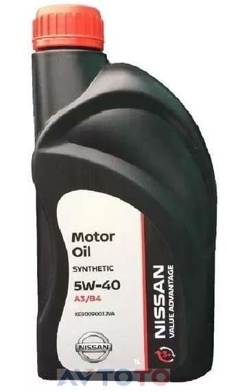 Моторное масло Nissan KE90090032VA