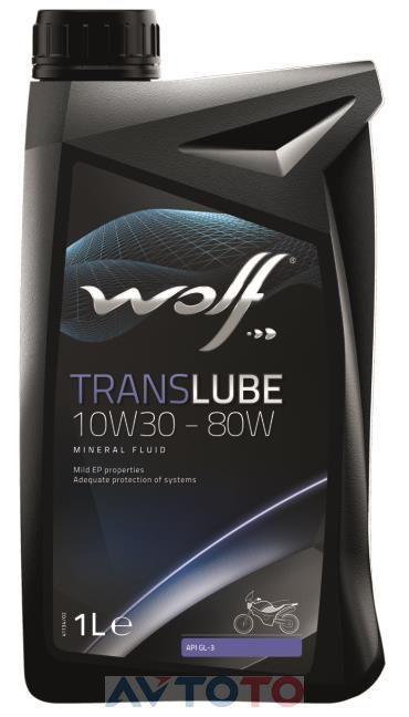 Трансмиссионное масло Wolf oil 8302800