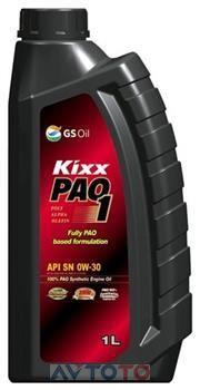 Моторное масло KIXX L2081AL1E1