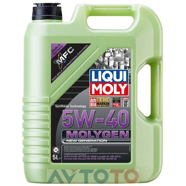 Моторное масло Liqui Moly 9055