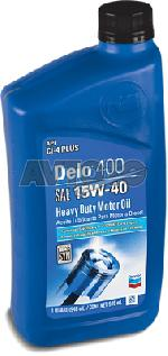 Моторное масло Chevron 235101721