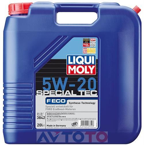 Моторное масло Liqui Moly 3842