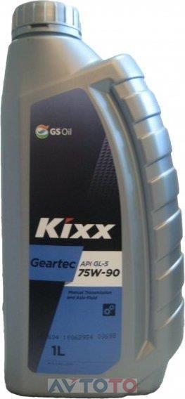 Трансмиссионное масло KIXX L2962AL1E1