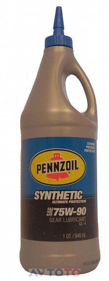 Трансмиссионное масло Pennzoil 071611900737