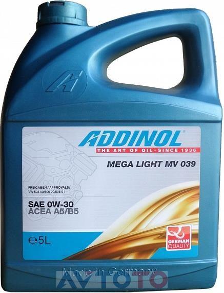 Моторное масло Addinol 4014766240774