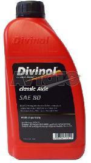 Трансмиссионное масло Divinol 8075CAC069