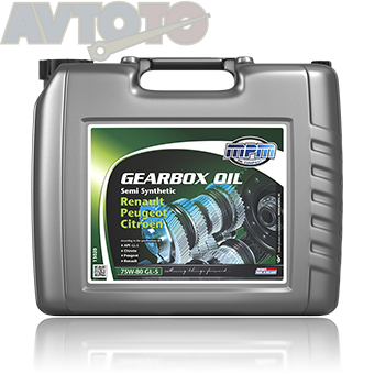 Трансмиссионное масло MPM Oil 13020