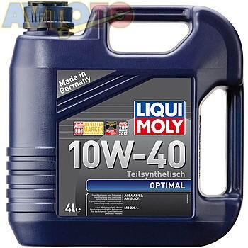 Моторное масло Liqui Moly 3930