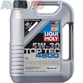Моторное масло Liqui Moly 8033