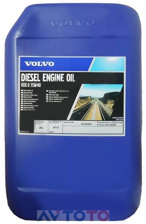 Моторное масло Volvo 85102464