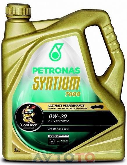 Моторное масло PETRONAS SYNTIUM 18364019