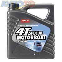 Моторное масло Teboil 031354